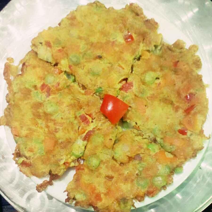 Photo of Vegetables egg omelette by Reshma Babu at BetterButter