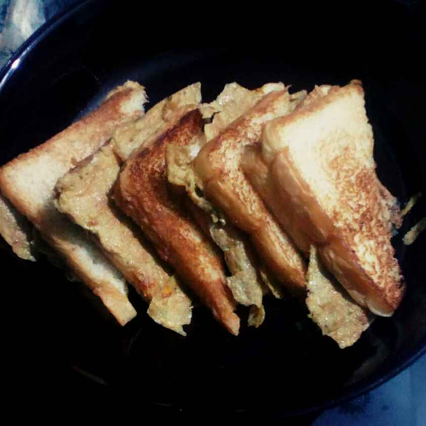 Photo of Bread omelette by Reshma Babu at BetterButter