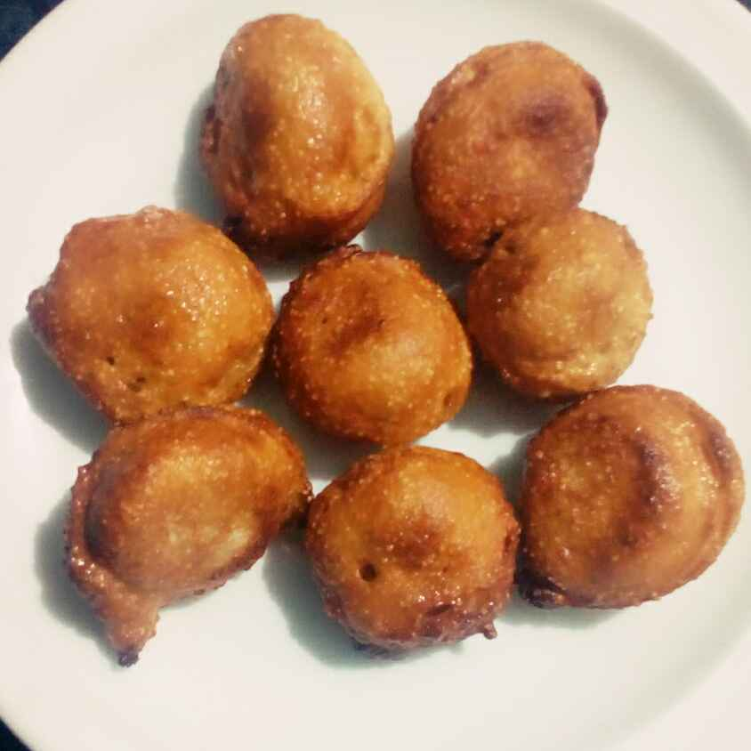 How to make Sweet Bonda