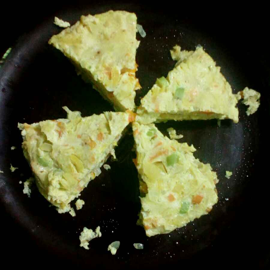 Photo of Egg vegetable Dhokla by Reshma Babu at BetterButter
