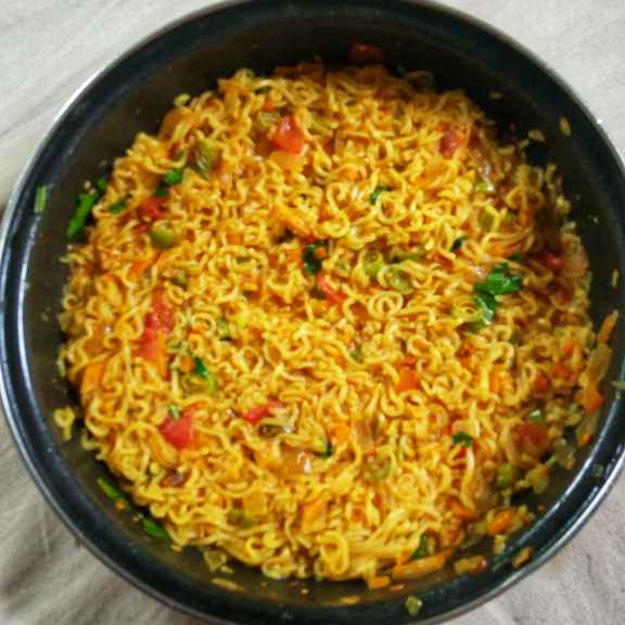 Photo of Vegetable Maggi by Reshma Babu at BetterButter