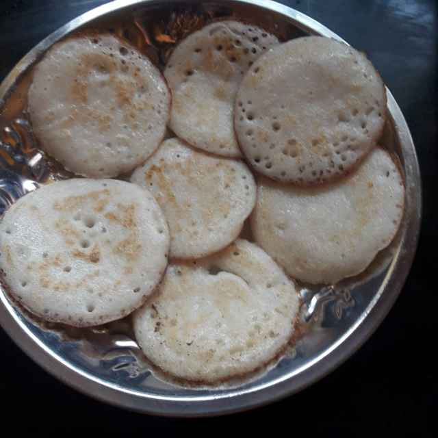 How to make Aval uttapam