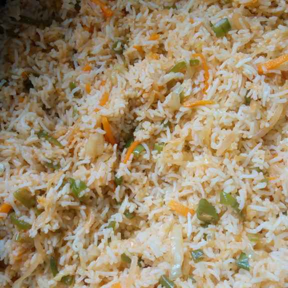 Photo of Vegetable pulao by Reshma Babu at BetterButter