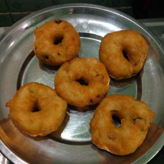 How to make Bread vadai