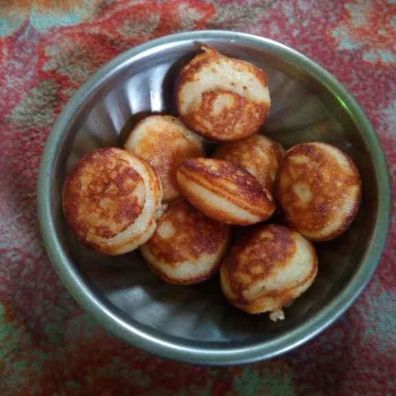 Photo of Wheat egg paniyaram by Reshma Babu at BetterButter
