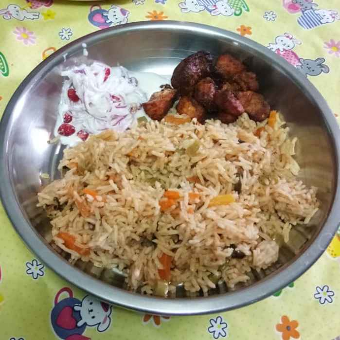 Photo of Biryani by Reshma Babu at BetterButter