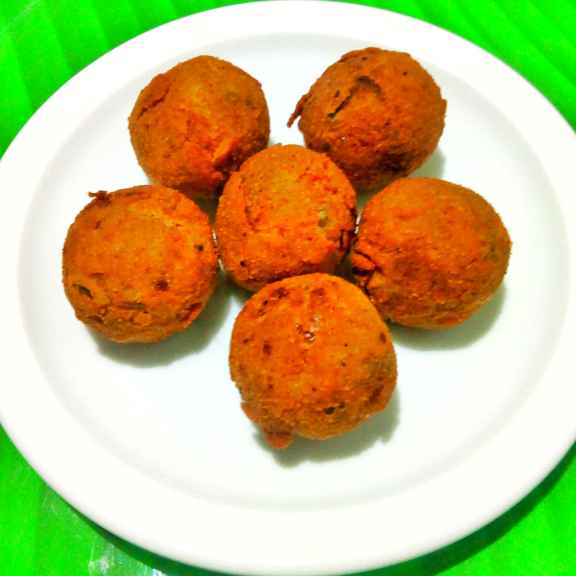 Photo of Vegetable chees balls by Reshma Babu at BetterButter