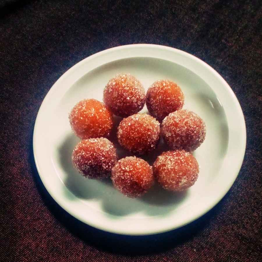Photo of Dry Gulabjamun by Reshma Babu at BetterButter