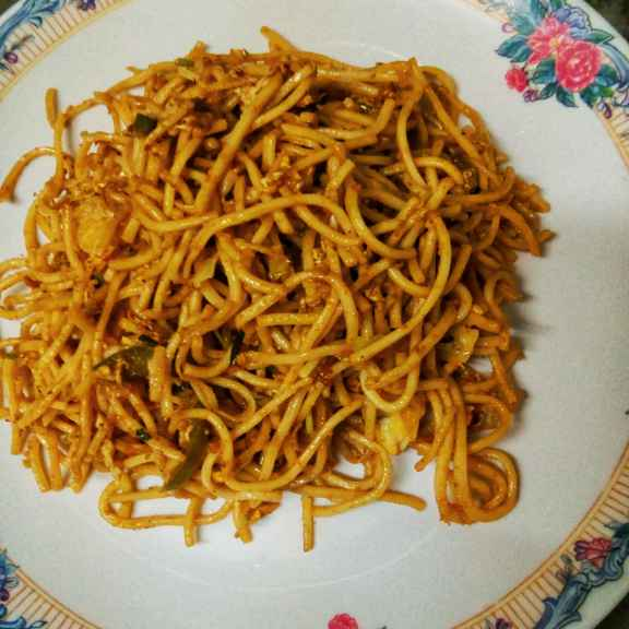 Photo of Spicy noodles by Reshma Babu at BetterButter