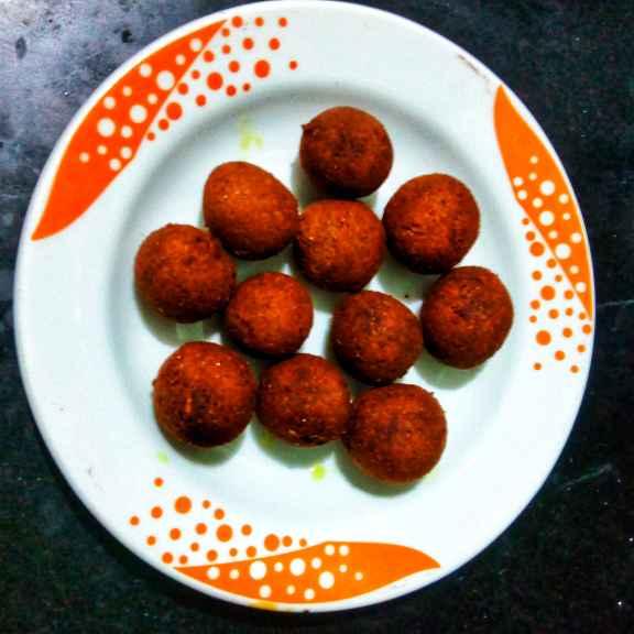 Photo of valappu Kola urundai by Reshma Babu at BetterButter