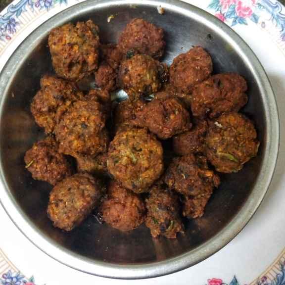 Photo of Mutton kola urandai by Reshma Babu at BetterButter