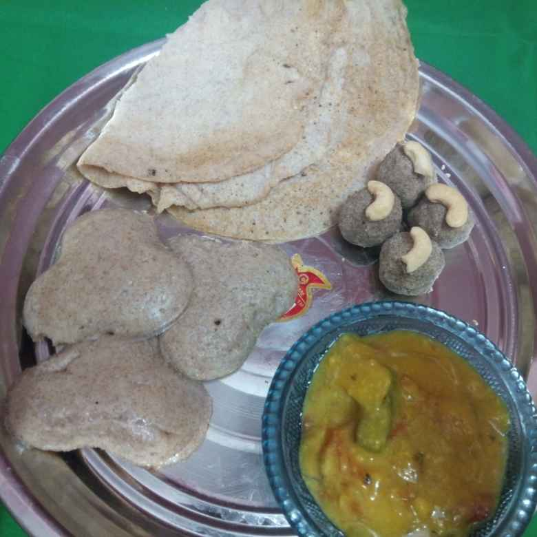 Photo of Healthymix Tiffen plate(Dosaand etc) by Balajayasri Dhamu at BetterButter