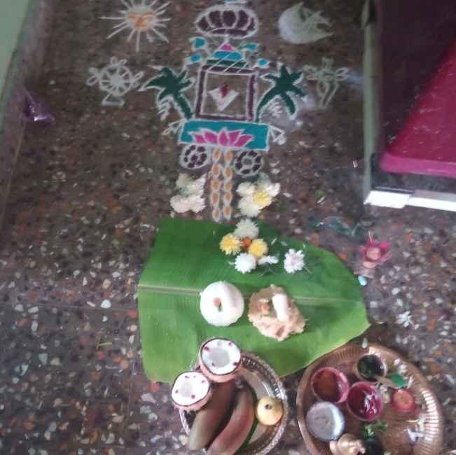 Photo of Radha sapathami spl by Balajayasri Dhamu at BetterButter
