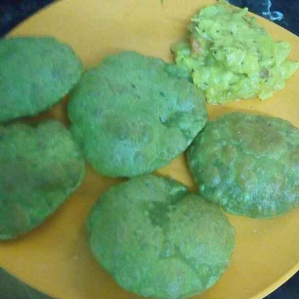 Photo of Green Peas poori masal by Balajayasri Dhamu at BetterButter
