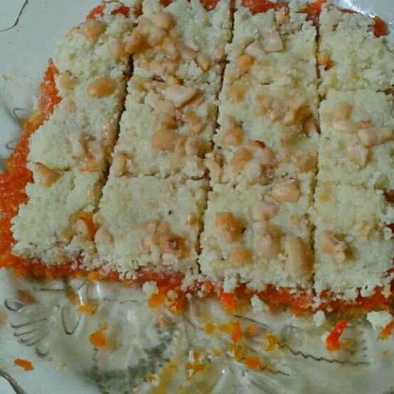How to make গাজর বরফি