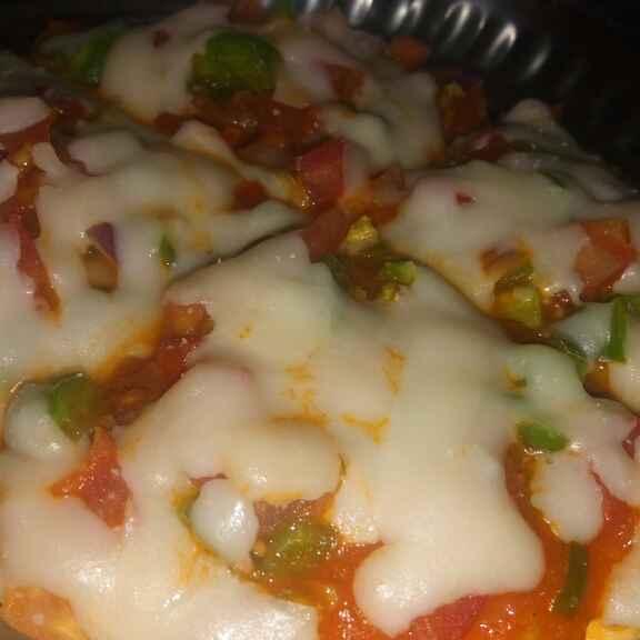 Photo of Veg.pizza by Bansi chavda at BetterButter