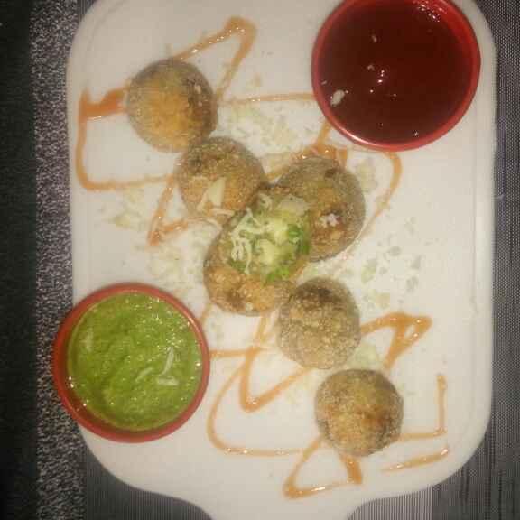Photo of Sweet potato chees balls by Bansi chavda at BetterButter