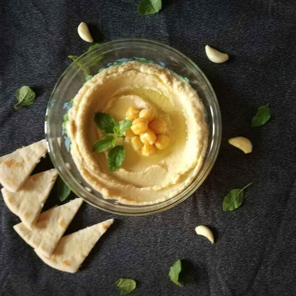 Photo of Classic Hummus by Bansi chavda at BetterButter