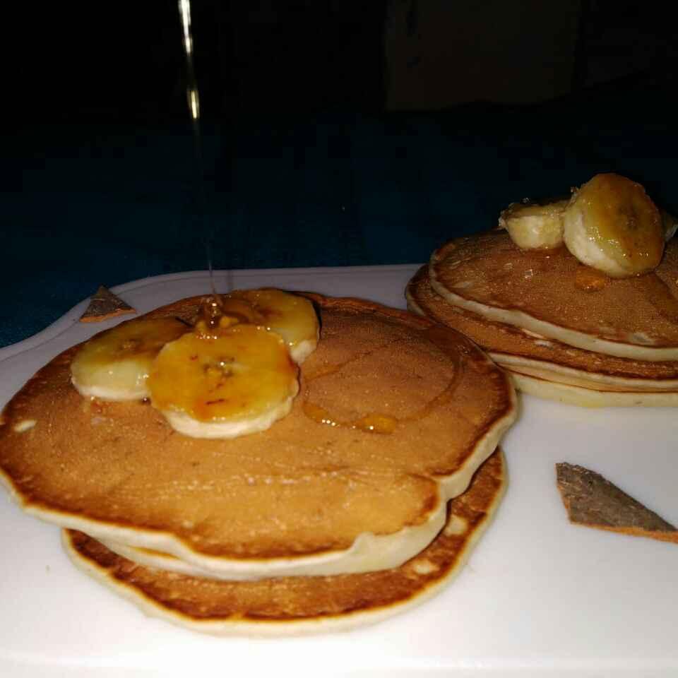 Photo of Vegan Banana pancakes by Bansi chavda at BetterButter