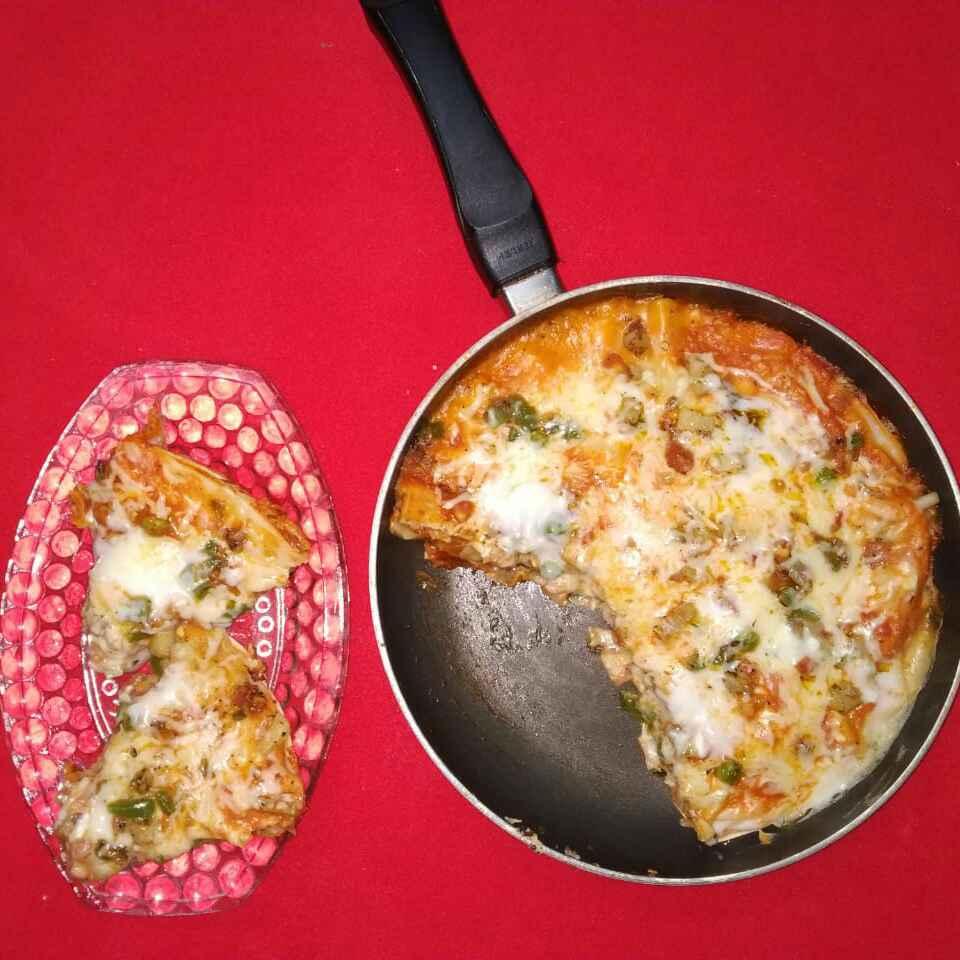 Photo of Veg.pan lasagna by Bansi chavda at BetterButter