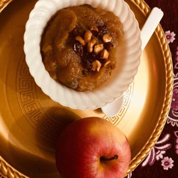 Photo of Apple Halwa by Bena Aafra at BetterButter