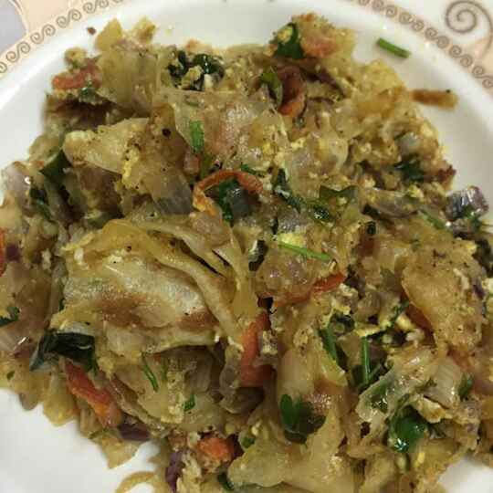 Photo of Egg kothu parata by Bena Aafra at BetterButter