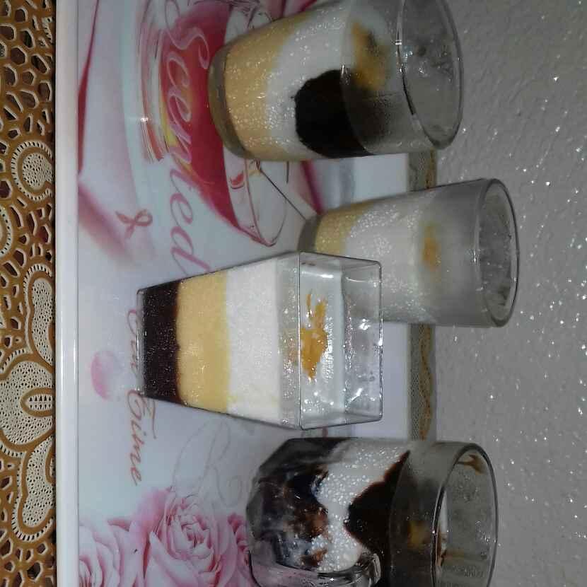 Photo of Mango Milk Cream Pudding by Bena Aafra at BetterButter