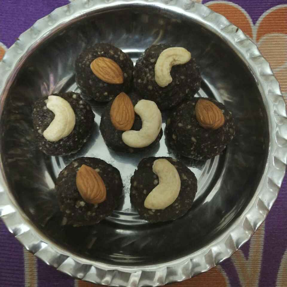 Photo of Sprouted Ragi Laddu by Bena Aafra at BetterButter
