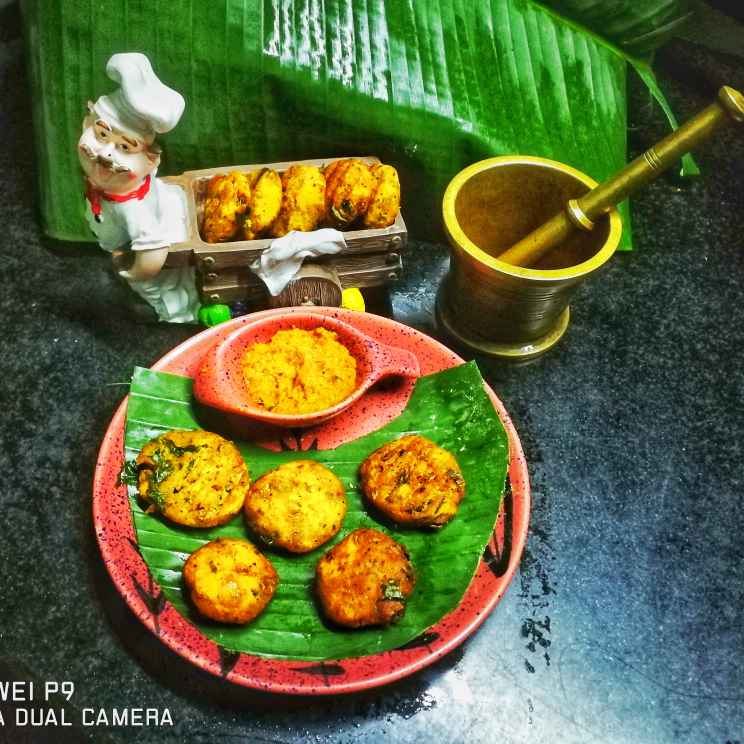 Photo of Protein vada by Benazer Abdul Kader at BetterButter
