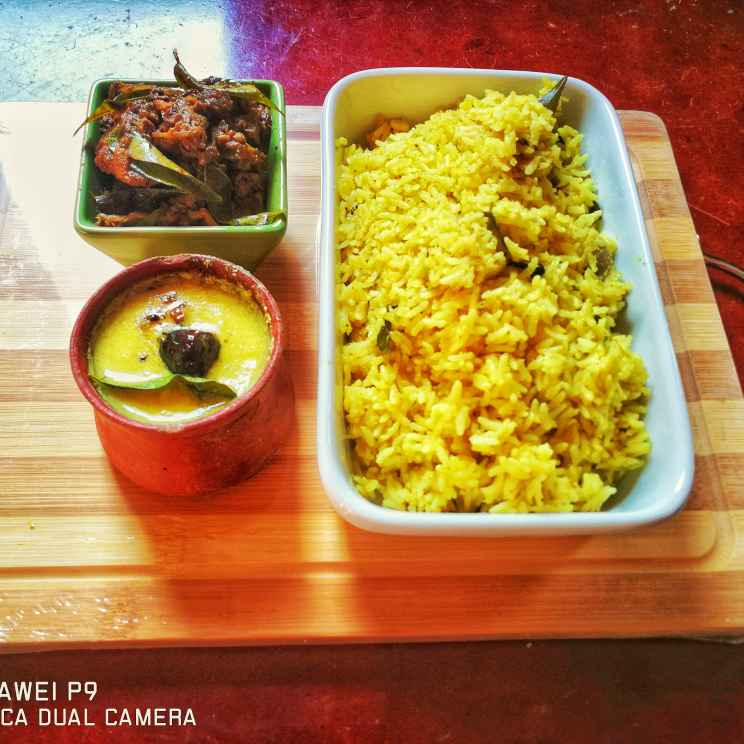 Photo of Yellow rice by Benazer Abdul Kader at BetterButter