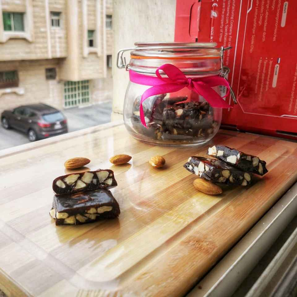 Photo of Almond chikki by Benazer Abdul Kader at BetterButter