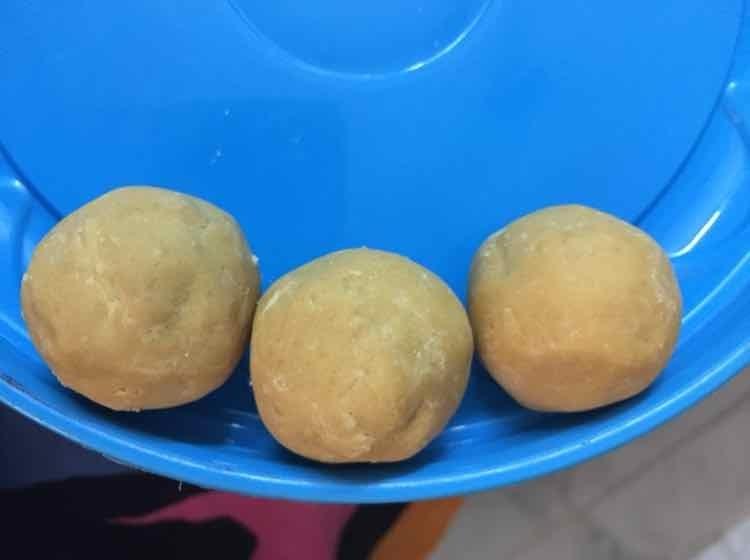 Photo of moongdal balls by Benazir Faizul at BetterButter