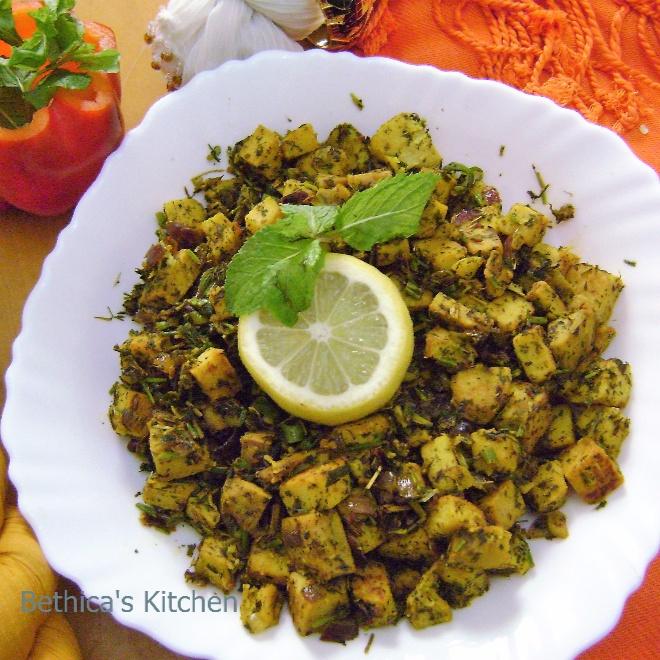 Photo of Kasuri Yam (Suran) Stir Fry by Bethica Das at BetterButter