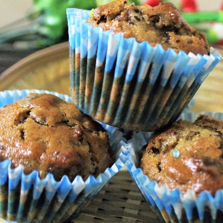 How to make Date Muffins
