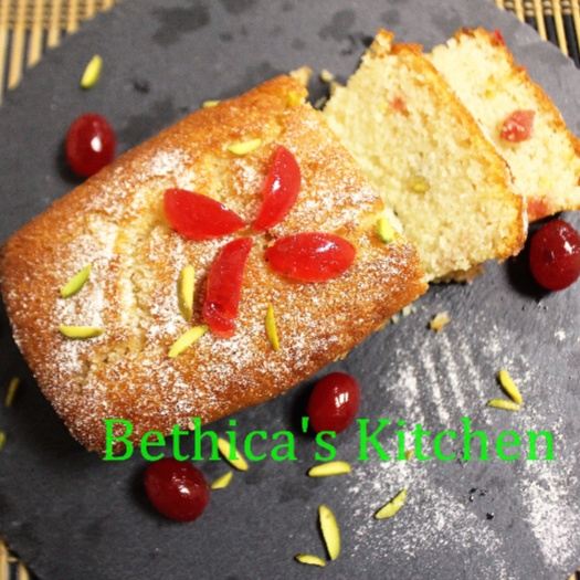 How to make Eggless Semolina Cake
