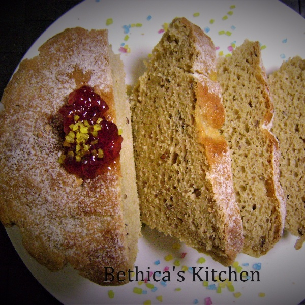 How to make Whole Wheat Round Bread