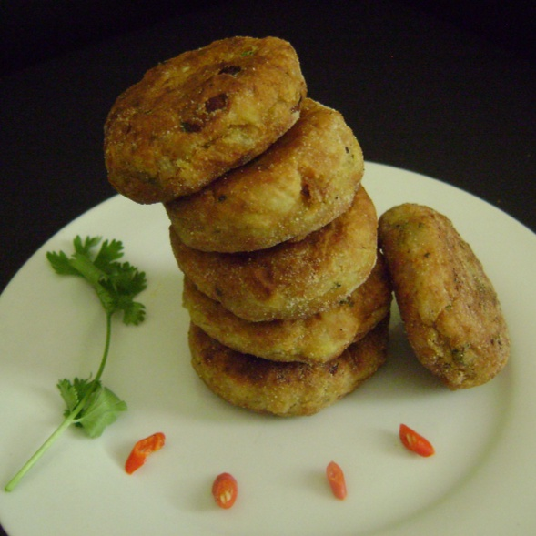 How to make Arbi Cutlets