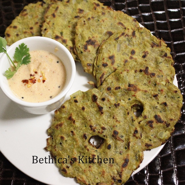 Photo of Oats Thalipeeth by Bethica Das at BetterButter