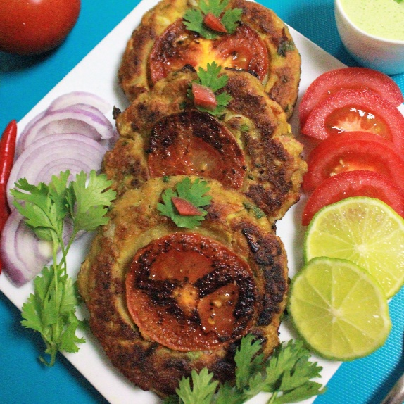 How to make Soya Chapli Kebab
