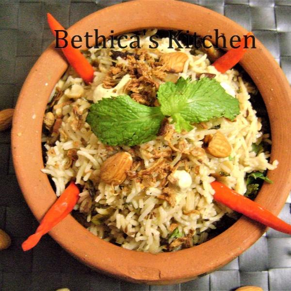 How to make Bagara Rice - Hyderabadi Style