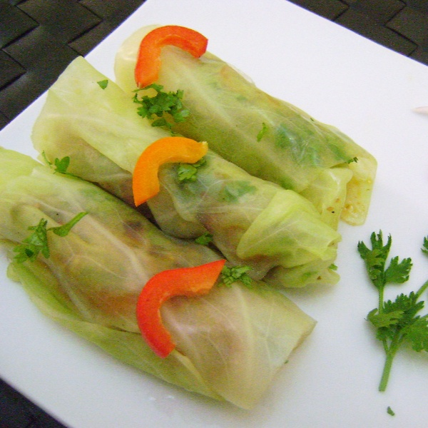 Photo of Cabbage Spring Roll by Bethica Das at BetterButter