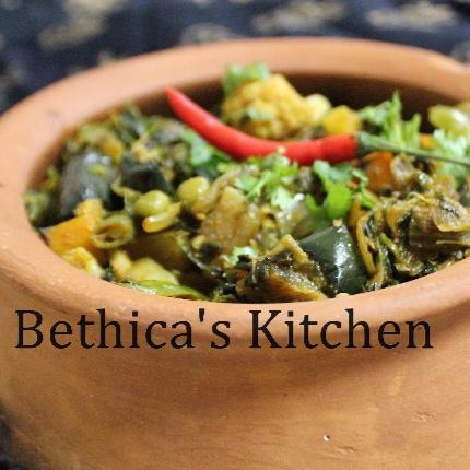 How to make Diwani Handi - Hyderabadi Style Mixed Vegetable Curry