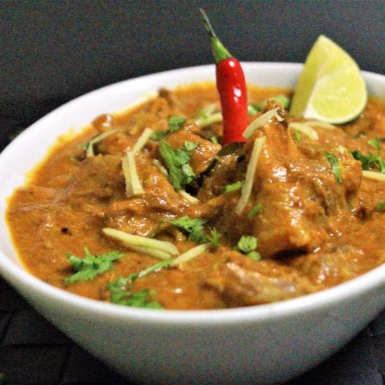How to make Cardamom Flavoured Mutton Angara