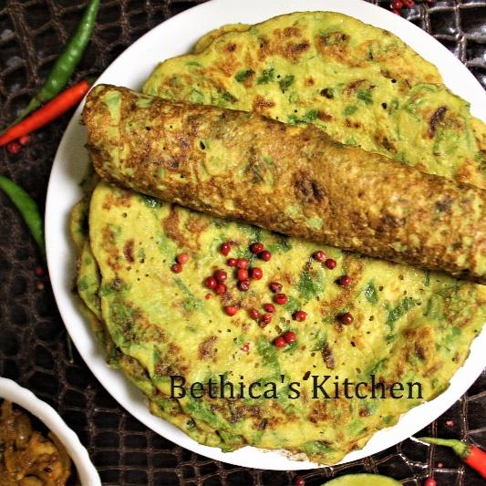 How to make Mixed Dal Palak Cheela