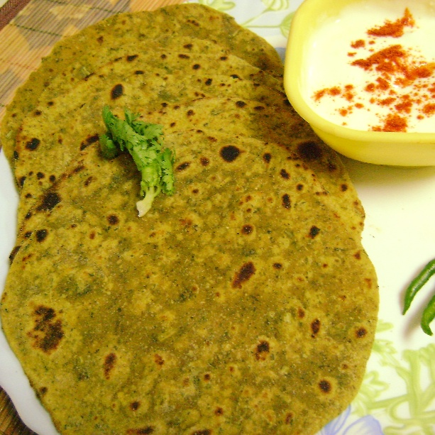 Photo of Methi Thepla by Bethica Das at BetterButter