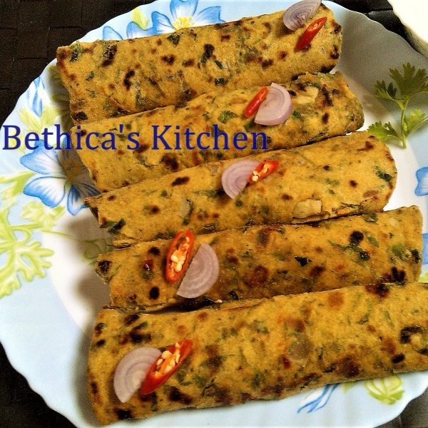 Photo of Methi Missi Roti by Bethica Das at BetterButter