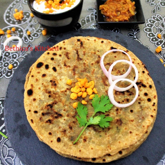 Photo of Shalgam Ka Paratha by Bethica Das at BetterButter