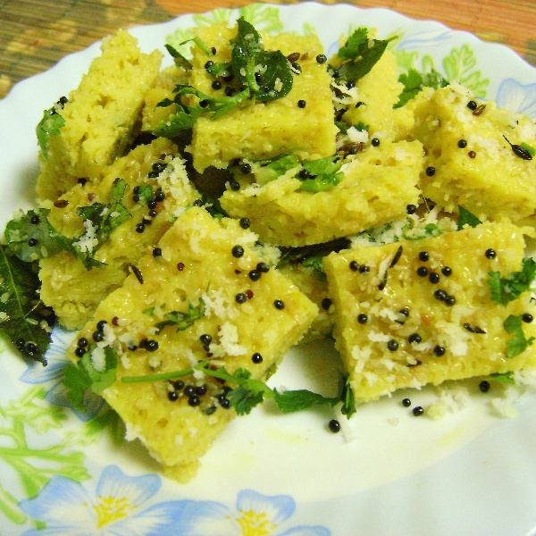 Photo of Khaman Dhokla by Bethica Das at BetterButter