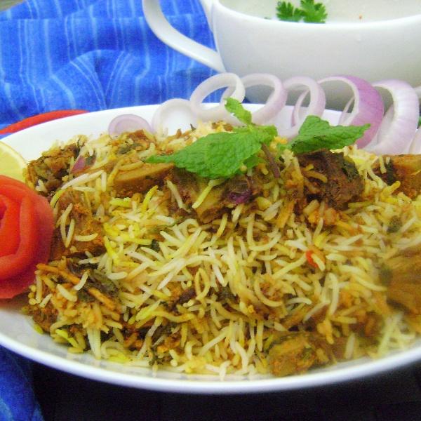 How to make Kathal Dum Biryani