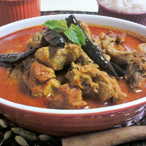 How to make Marzwangan Korma - Kashmiri Lamb Curry